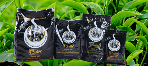 Richy Ceylon Packted Tea supplier Sri Lanka